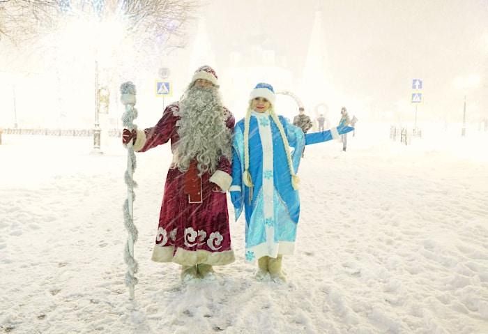 Russiches Weihnachten